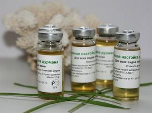 Использование растения Дурмана в медицине