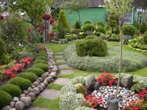 Как украсит сад огород своими руками фото 657