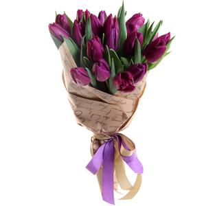 По какому поводу дарят тюльпаны