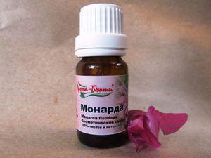 Полезные и лечебные свойства эфирного масла монарды