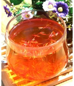 Сафлоровый чай является лекарственным средством.