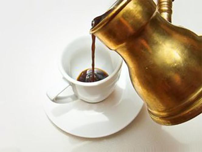 Арабский кофе и душистый кардамон