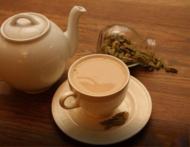 Чай с кардамоном для гипотоников
