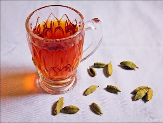 Чай для похудения с кардамоном