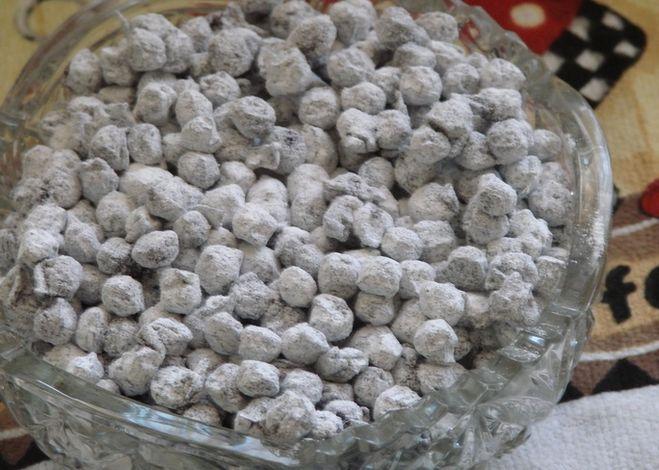 Цукаты из черноплодной аронии