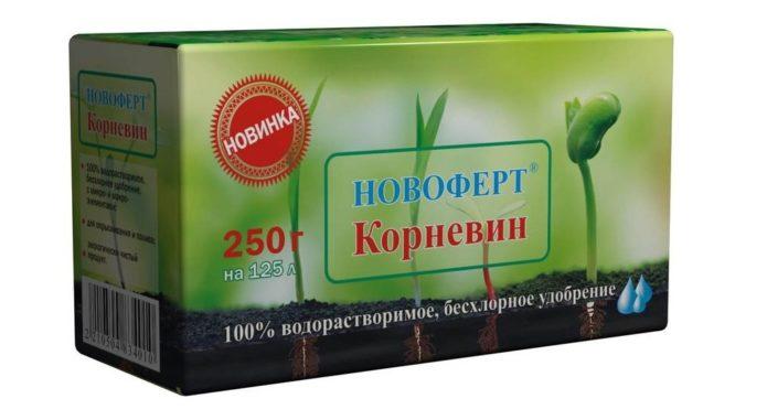 Препарат Корневин