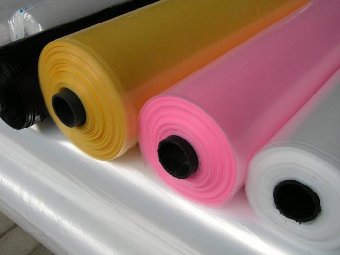 Плёнка из полимерного материала