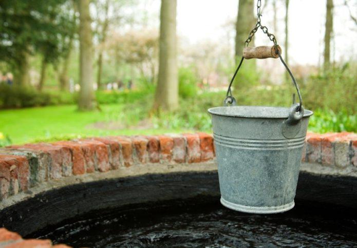 Вода для почвы