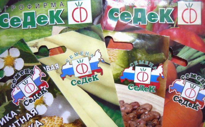 Семена фирмы «СеДек»