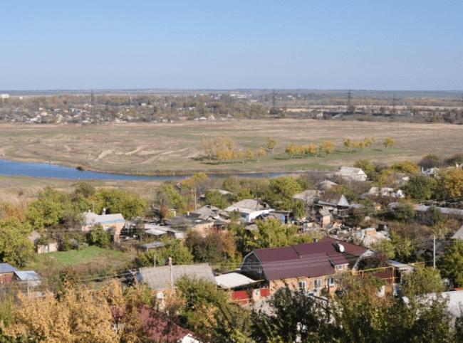 Река Тузлов, Новочеркасск