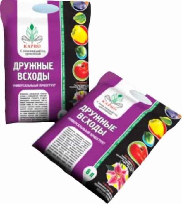 Биогрунт для рассады цветной капусты