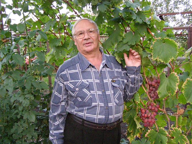 Виктор Николаевич Крайнов