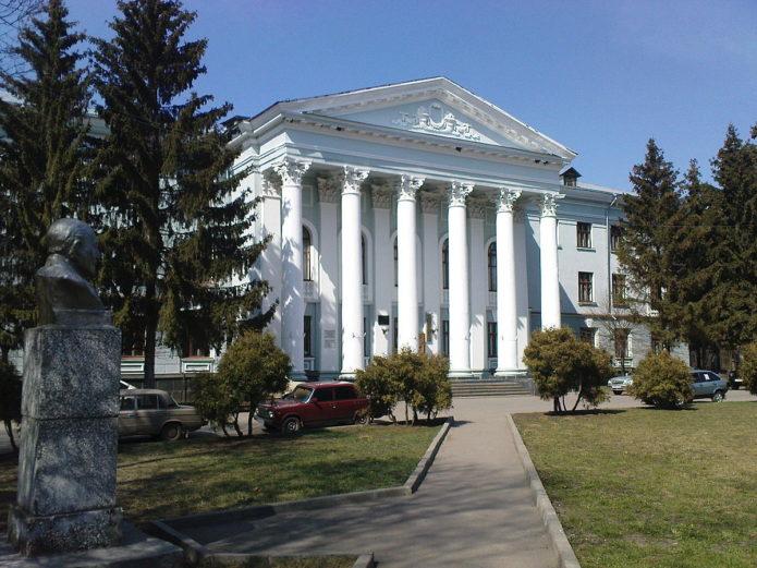 ВНИИ генетики и селекции плодовых растений имени И. В. Мичурина