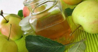 Яблочный уксус для раскисления почвы