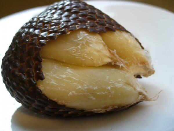 Салак — один из самых необычных фруктов мира