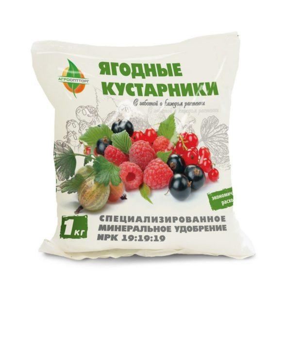 Удобрение для ягодных кустарников