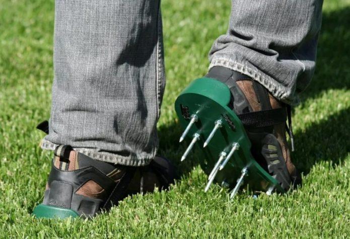 Накладки-аэраторы для обуви