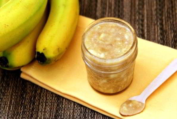 Витаминный банановый коктейль