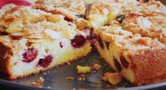 Пирог из княженики