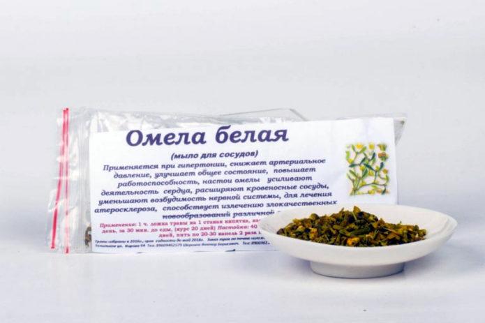 Растительное сырьё