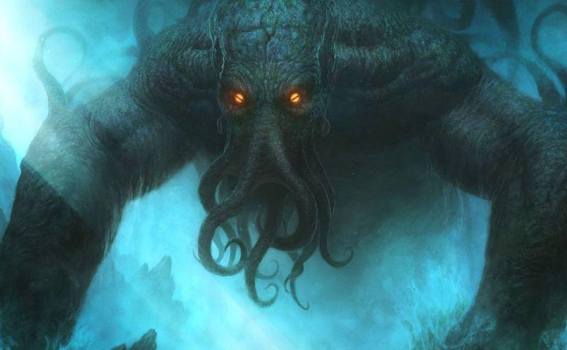 «Морское чудовище»: странное существо поймали рыбаки Аляски