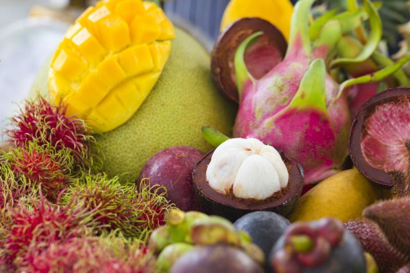 15 самых необычных фруктов в мире