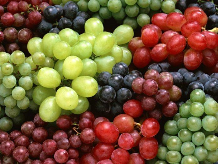 Виноградное ассорти